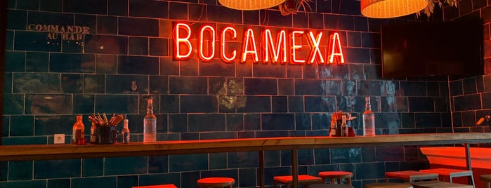 Bocamexa is one of Paris2.