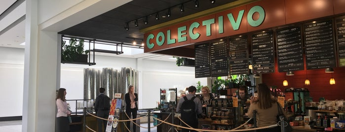 Colectivo Coffee is one of Milwaukee.
