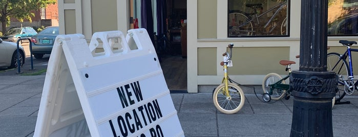North Portland Bikeworks is one of Cooplaces Portland.