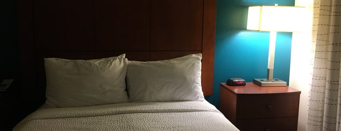 Residence Inn Dallas Addison/Quorum Drive is one of Posti che sono piaciuti a Mark.