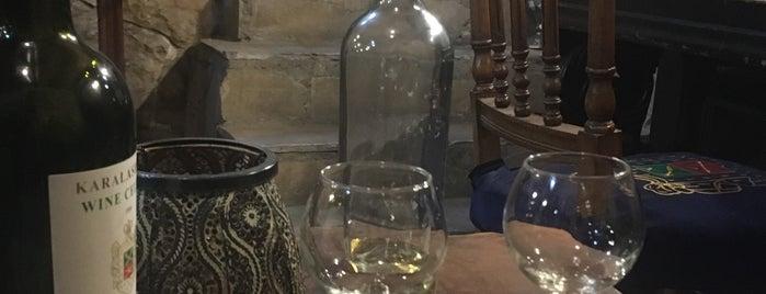 Karalashvili's Wine Cellar is one of Teddy'in Beğendiği Mekanlar.