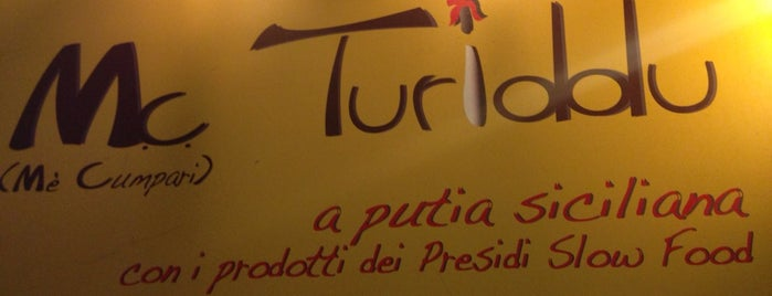 Me Cumpari Turiddu | Bistrot, Ristorante, Caffè, Putia is one of Mangiare.