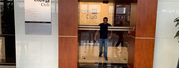 Copa Club is one of สถานที่ที่ Julio ถูกใจ.