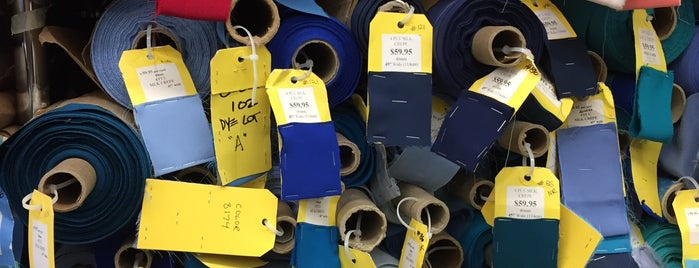 C&J Textiles Inc. is one of Ribbons, Trim, Bead, Fabric.