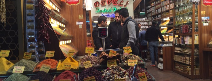 Galata Spice Shop is one of Constantinople.