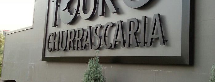 Touro Churrascaria | Brazilian Steakhouse & Wine Bar is one of Lieux sauvegardés par irem.