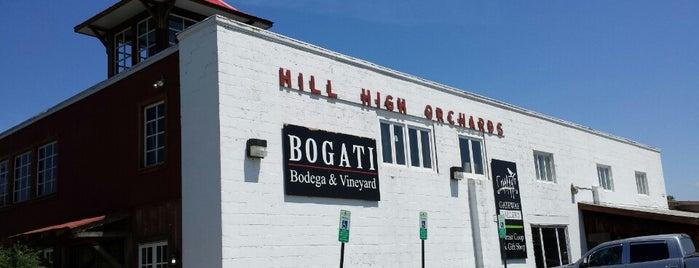 Bogati Bodega & Vineyards is one of Loudoun Ale Trail.