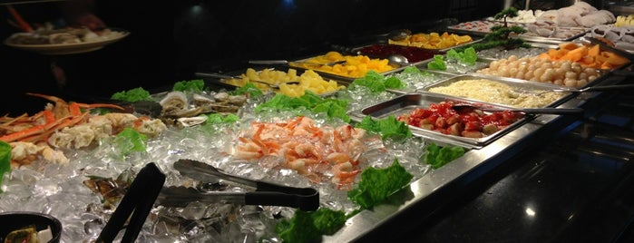 Shinju Japanese Buffet is one of Asian.
