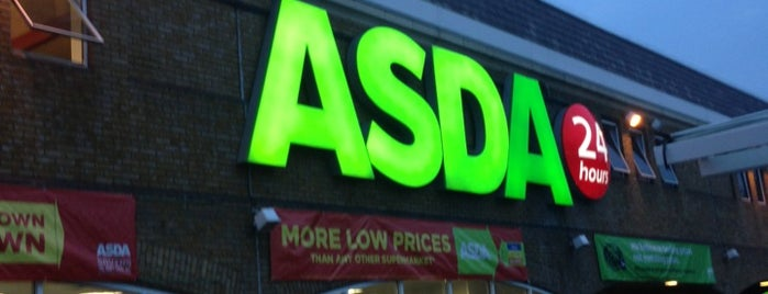 Asda is one of London.