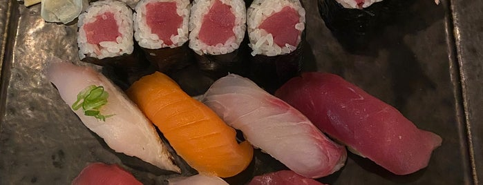 Sushi Ann is one of NYC.