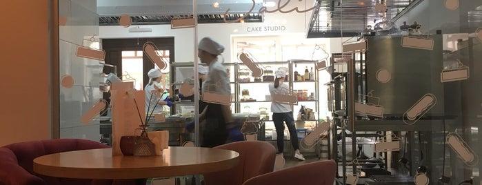 Sali - Cake Studio is one of Tempat yang Disukai Julka.