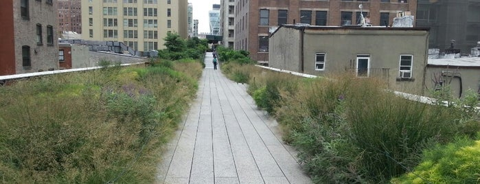 High Line is one of NEW YORK CITY : Manhattan in 10 days! #NYC enjoy.