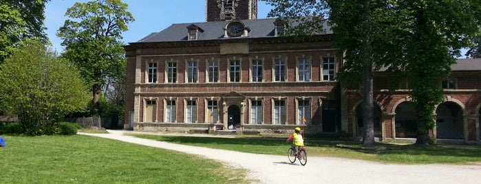 Abdij van Vorst / Abbaye de Forest is one of Gespeicherte Orte von Alison.