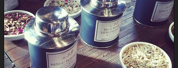 Bellocq is one of Best places to get tea in the USA.