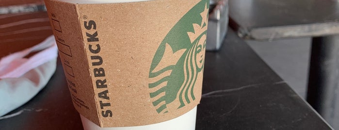 Starbucks is one of Lugares favoritos de Studio Nocturne.