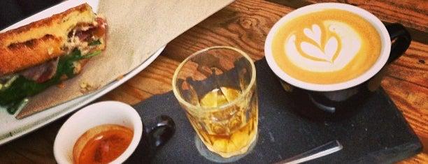 Kaffeine is one of London Ideas.