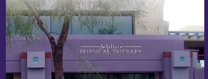Miller Physical Therapy is one of Andrew 님이 좋아한 장소.
