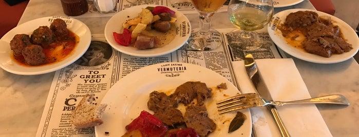 Vermuteria Sant Jaume is one of Restaurant 2.