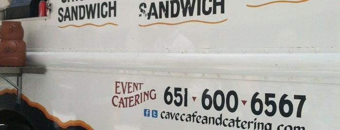 The Cave Café is one of Posti che sono piaciuti a Austin.
