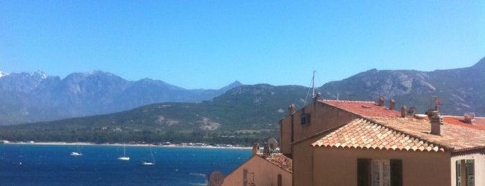 Citadelle de Calvi is one of La Corse par la côte ouest.