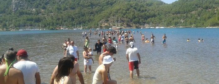 Kız Kumu Plajı is one of ** TRAVELLERS ' 2 **.