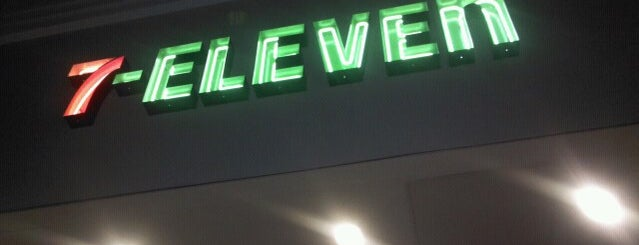 7-Eleven is one of Tempat yang Disukai Troy.