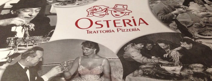 L'Osteria is one of Locais curtidos por Natalia.