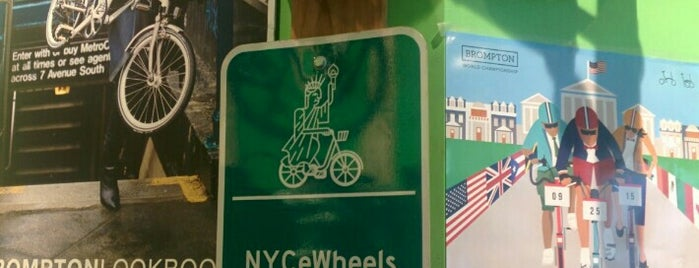 NYCeWheels is one of NYC.