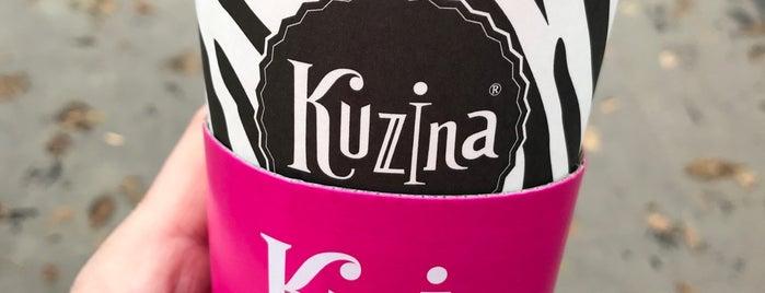 Kuzina is one of Vitalyさんのお気に入りスポット.