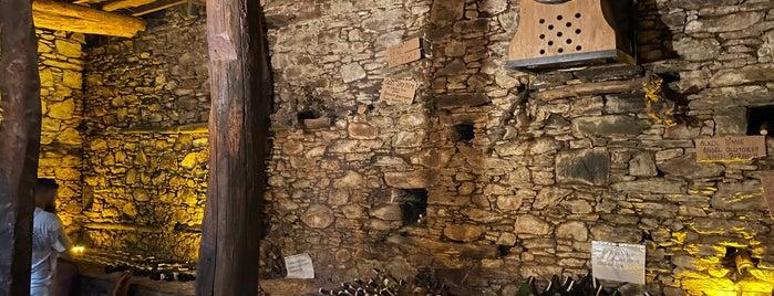 Papazın Mahzeni Şarap Evi is one of Sirince.