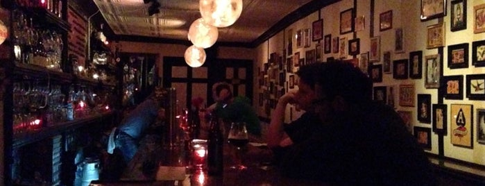 Proletariat is one of 10 of Our Favorite Beer Bars in New York.