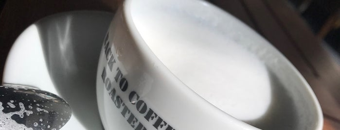 Back To Coffee Roaster is one of Mustafaさんのお気に入りスポット.