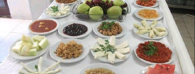 Kasr-ı Van Kahvaltı ve Kahve Evi is one of Xwarin.