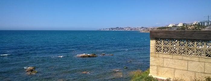 Playa El Faro Calaburra is one of Faros.