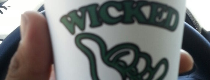 Wicked Arizona's Coffee is one of RV vacation.