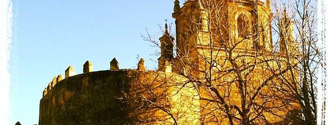 Monasterio de Veruela is one of De Tapeo con los Becquer.