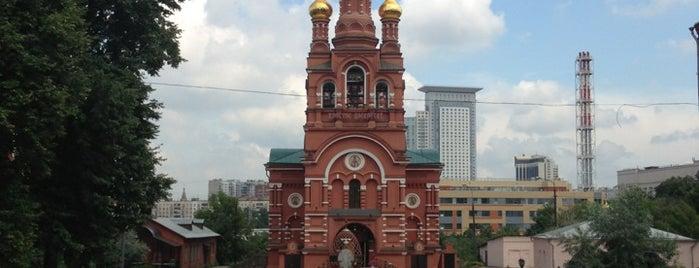 Храм Всех Святых в Красном селе is one of Mustafaさんの保存済みスポット.