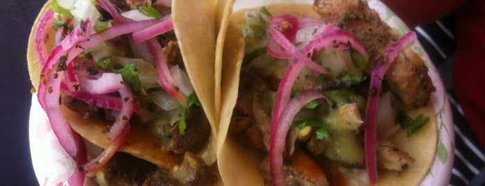 Ono Tacos is one of Hawaii Eats.