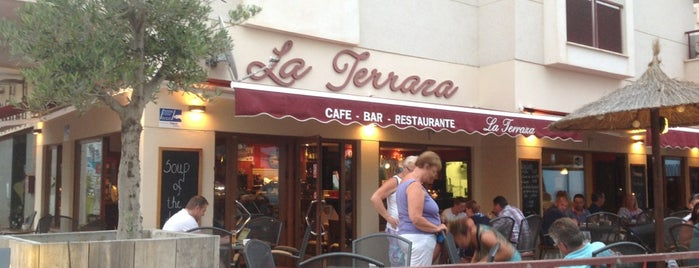 La Terraza is one of HL Restaurantes Try SP.