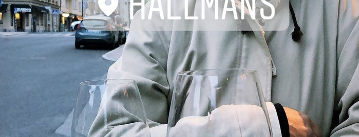 Hallmans is one of Stockholm 2.