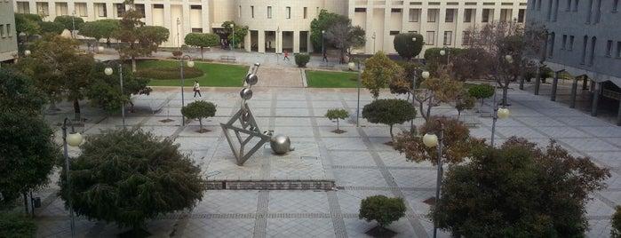 ULL Facultad de Filología is one of Formación.