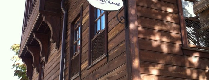 Hanımeli Konağı is one of Küçük ve Butik Oteller Türkiye.