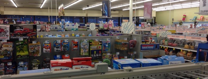 Rite Aid is one of East End.