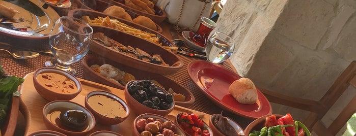 Görkündere Cafe Breakfast is one of Cappadocia by MK.