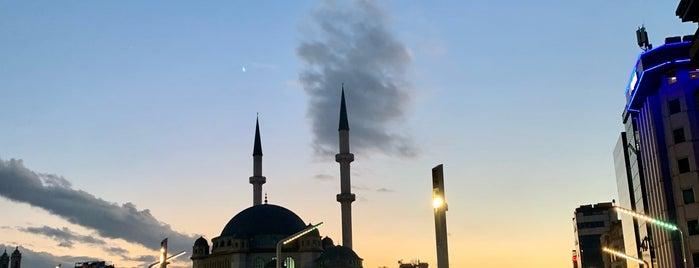 Taksim Meydanı is one of Taksim Meydanı.