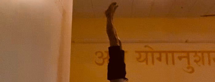 Nandi Yoga is one of สถานที่ที่ Karen ถูกใจ.