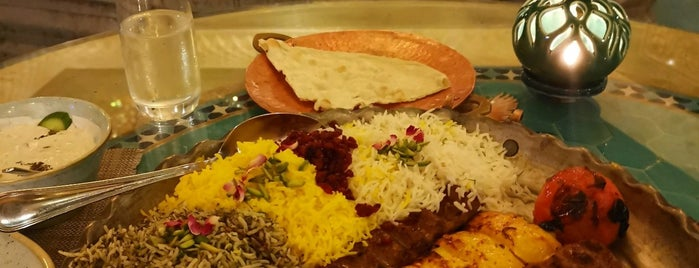 Parisa Persian Cuisine is one of Doha.