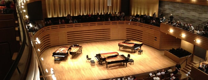 Koerner Hall is one of Best Places to Catch Tunes in Canada.