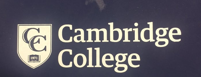Cambridge College is one of Craigさんのお気に入りスポット.