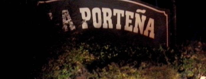 La Porteña is one of Orte, die Alejandro gefallen.